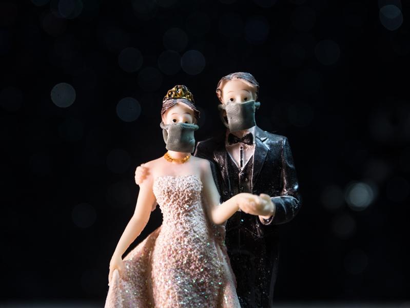 Пандемические свадьбы