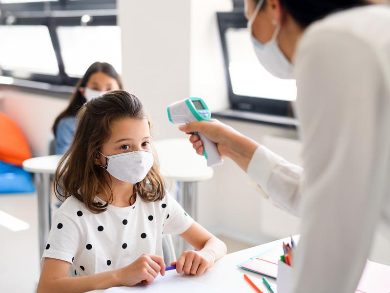 Пандемия и дети