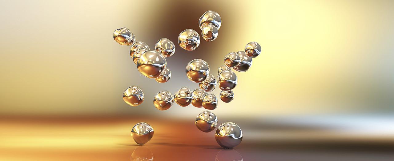 Российские ученые создали наночастицы, избирательно убивающие бактерий