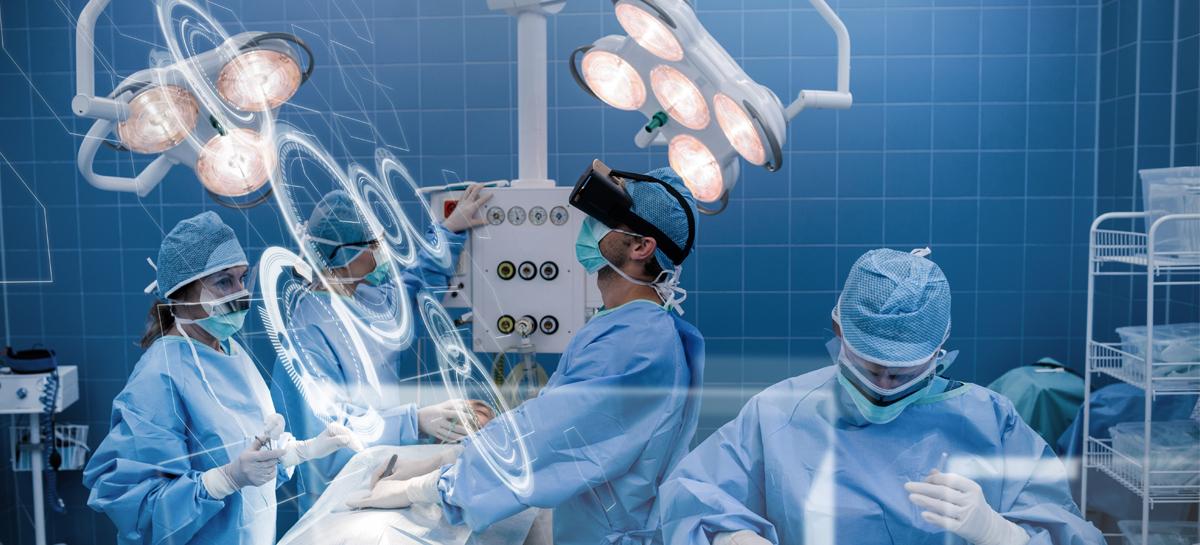 Дополненная реальность придет в российскую медицину