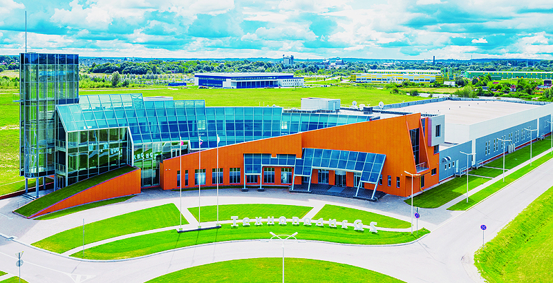 Технополис с готовой инфраструктурой для медицинского бизнеса