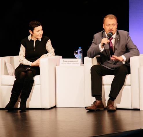 Гузель Улумбекова и Антон Владзимирский уверены: телемедицина – не отдельный субъект, а одна из составляющих ИТ, которые внедряет сегодня здравоохранение