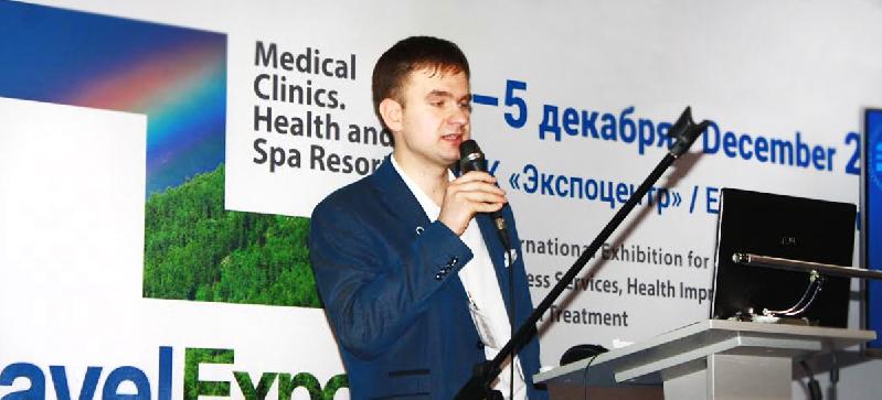 Кирилл Черничка: для иностранного пациента нужно создать дружелюбную среду